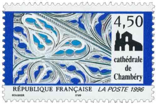 Timbre : Cathédrale de Chambéry