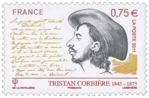 Timbre : Tristan Corbière 1845 - 1875