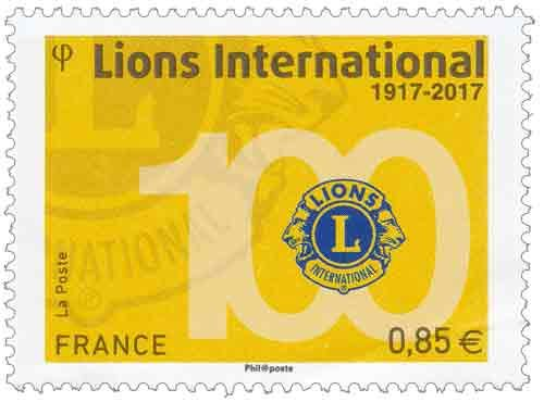 Lions International 1917-2017