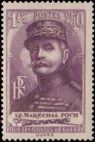 Ferdinand Foch, Maréchal de France