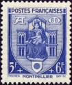 Armoiries de la ville de Montpellier