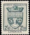 Armoiries de la ville de Limoges