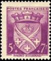 Armoiries de la ville de Saint-Étienne