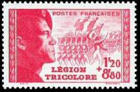 Pour la Légion tricolore