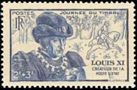 Effigie de Louis XI