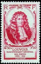 Michel le Tellier marquis de Louvois