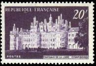 Château de Chambord et premier spectacle