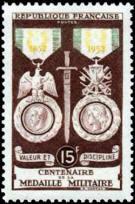 Centenaire de la médaille militaire