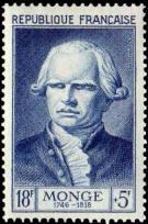 Gaspard Monge, Comte de Péluse