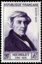 Jules Michelet (1798-1874)