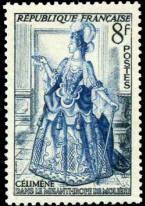 Célimène dans Le misanthrope de Molière