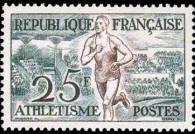 Jeux Olympiques d'Helsinki (1952) Athlétisme
