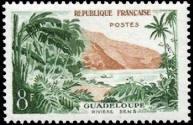 Rivière Sens à la Guadeloupe