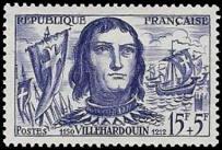 Geoffroi de la Villehardouin