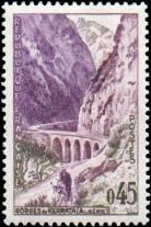 Gorges de Kerrata en Algérie