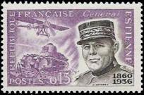 Général Estienne (1860-1936)