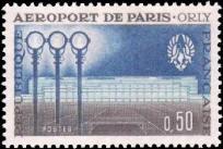 Inauguration de l'aéroport de Paris-Orly