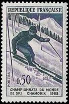 Championnats du monde de ski : le slalom