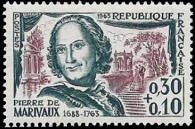 Pierre de Marivaux (écrivain bicentenaire de sa mort)