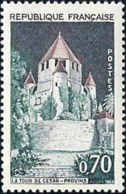 Tour de César à Provins