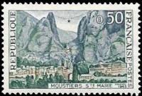Moustier Sainte Marie