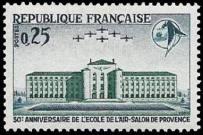 30èm anniversaire de l'école de l'air à Salon de Provence