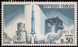 Lancement (fusée Diamant)