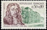 Francois Mansard architecte (1598-1666) et hotel Carnavalet a Paris