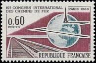 19e Congrès international des chemins de fer, à Paris