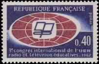 3 ème congrès International de l'Union Européenne de Radiodiffusion à Paris