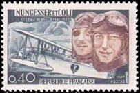 40 ème anniversaire de la tentative de la traversée aérienne de l'Atlantique nord
