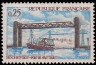 Pont de Martrou à Rochefort