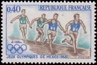 Jeux Olympiques de Mexico