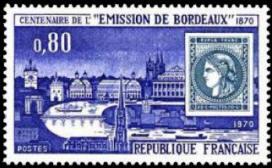 Centenaire de l'Émission de Bordeaux