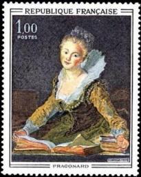 L'Étude, œuvre de Jean Honoré Fragonard (1732-1806)