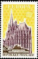 Europa / Cathédrale d'Aix-la-Chapelle