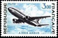 A 300 B Airbus