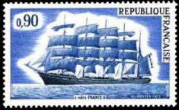 Cinq mats France II