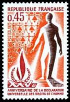 25ème anniversaire de déclaration des droits de l