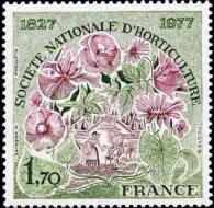 150 ème anniversaire de la socièté nationale d'horticulture