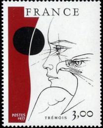 Oeuvre originale de Trémois