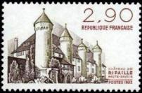 Chateau de Ripaille (Haute Savoie)