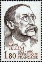 Léon Blum, (1872-1950)