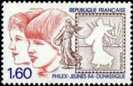 Philex-Jeunes 84