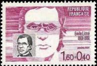Émile Littré (1801-1881)