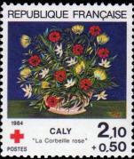 CALY La corbeille rose