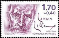 Romain Rolland 1866-1944