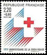 125 ème anniversaire de la Croix Rouge