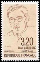 Centenaire de la naissance de Jean Guéhenno