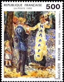 La balançoire d'Auguste Renoir